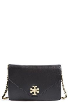 Tory Burch 'Kira' Leather Crossbody available at #Nordstrom