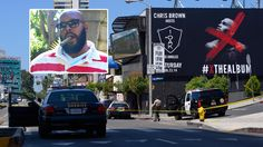 Marion 'Suge' Knight sues Chris Brown and West Hollywood nightclub over club shooting