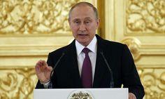 Putin begged to meet Trump at 2013 Miss Universe