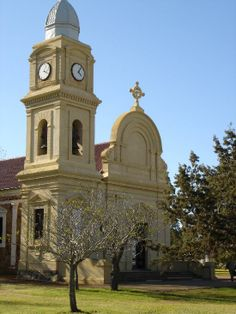The Abbey Church, New Norcia