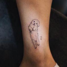나리 . #솔타투#tattooistsol#soltattoo