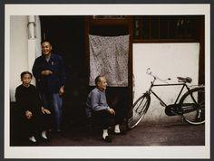 Michel Delaborde, Chine, (le vélo) 1981-1982. © Ministère de la culture (France), Médiathèque de l'architecture et du patrimoine, Diffusion RMN-GP