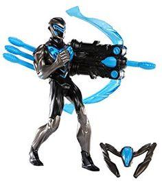 Tur-Bow Strike Max Steel Action Figure