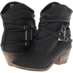 Black Rock&Candy Boots NEVER WORN :) Never worn before! Rock and Candy Black boots with small heel. Rock&Candy Shoes