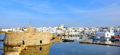 Paros BookMyTicket | India's No 1 Travel Site Book Flights, Hotels, Holiday Packages, Visa, Passport, Movie, Resorts, Bus Tickets www.bookmyticket.com or just give us MISSED CALL 022-66209999 Paros is a Greek island in the central Aegean Sea. One of the Cyclades island group, it lies to the west of Naxos, from which it is separated by a channel about 8 kilometres wide. It lies approximately 100 mi south-east of Piraeus.