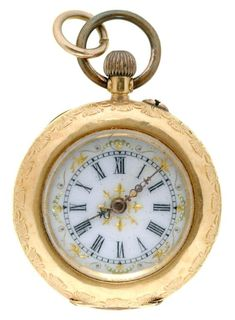 Mellors & Kirk is one of the leading regional Fine Art Auctioneers, and has over 20 years' experience holding regular auctions of antiques & fine art. Pocket Watch, 18th, Enamel, Lovers, Watches, Antiques, Gold, Accessories, Antiquities