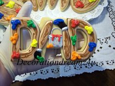 Father's Day cookie | Cookie Connection