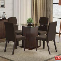 Gostou desta Mesa de Jantar 4 Lugares de Vidro Taís Branco - Madesa, confira em: https://www.panoramamoveis.com.br/mesa-de-jantar-4-lugares-de-vidro-tais-branco-madesa-5800.html