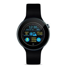 Smart Watch Gesture Control Heart Rate Monitor IP67 for apple Android phone waterproof