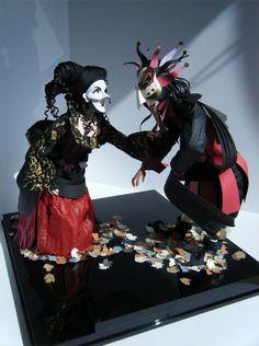 Carnevale Jester  (Sold)