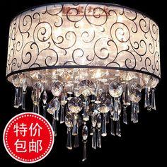 500mm moderne verlichting plafond lampen cirkel k9 kristallen lamp lamp c01 8 restaurant