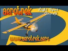 Aerotrek Aircraft, Aerotrek A220, Aerotrek A240 light sport aircraft, U.S. Sport Aviation Expo