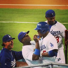 Best Instagram Photos from the Dodgers 2013 Season
