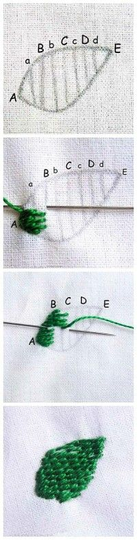 lots of embroidery stitches tutorials. Tutorials per a diferents tècniques de brodat