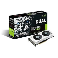 ASUS GeForce GTX 1060 3GB Dual-Fan OC Edition Graphics Card (DUAL-GTX1060-O3G) $224.99 1 used from $191.58 as of October 30, 2016 9:28 am GMT BUY THIS ITEM Amazon Features 1809 MHz boost Clock (OC mode) with 3GB GDDR58 VR ready with Dual HDMI 2.0 Ports to simultaneously connect headset & monitors Dual-fan cooling provides doubled …