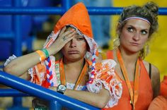 goodbye holland...Euro 2012 (© Reuters Photo)