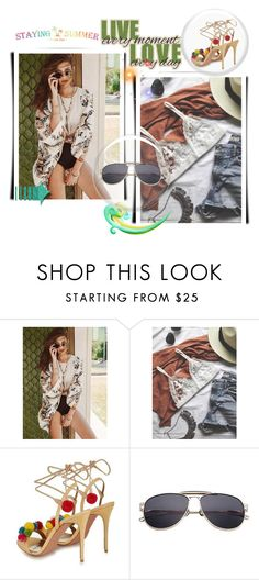 """""""Stayingsummer II #14"""" by gabriela-spahic22 ❤ liked on Polyvore"""