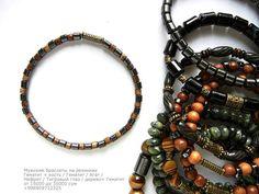 Men' bracelets #jewelryForSale #naturalpearls #pearl #stones #naturalstones#jewelry #tashkent #handmade #жемчуг #стиль #ташкент #мода #натуральныйжемчуг #разумныецены