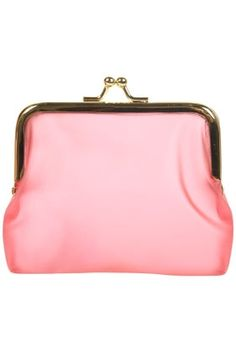 Frost Plastic Frame Purse - StyleSays