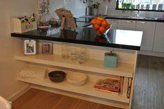 Barreplanken Kitchen Island, Home Decor, Island Kitchen, Decoration Home, Room Decor, Home Interior Design, Home Decoration, Interior Design