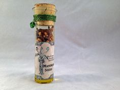 Mandrake Seeds A Decorative Harry Potter Potion by GrimSweetness, $12.00