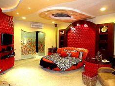 Runde Betten, Luxuriöse Schlafzimmer, Luxusschlafzimmer, Moderne  Schlafzimmer, Hauptschlafzimmer, Traum Schlafzimmer, Schlafzimmerdeko, Schlafzimmer  Ideen, ...