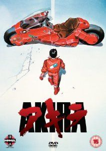 Akira [DVD] Katsuhiro Ôtomo (Director) | Rated: Suitable for 15 years and over | Format: DVD