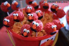 Elmo First Birthday Party Theme Ideas
