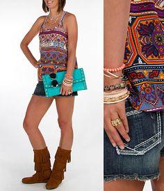'Color Crush' #buckle #fashion www.buckle.com
