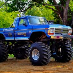 Bigfoot the original truck that started it