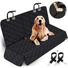 Amazon.com: DakPets Dog Car Seat Covers - Pet Car Seat Cover Protector – Waterproof, Scratch Proof, Heavy Duty and Nonslip Pet Bench Seat Cover - Middle Seat Belt Capable for Cars, Trucks and SUVs: Automotive Bench Seat Covers, Pet Car Seat Covers, Dog Car Seats, Dog Seat Belt, Seat Belt Buckle, Seat Belts, Pet Dogs, Pets, Car Seat Protector