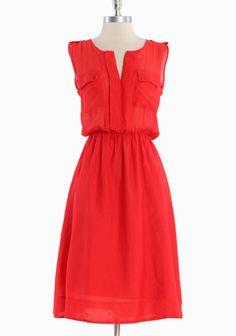 heatwave voile dress ++ covet