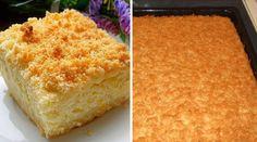 Люблю тёртые пироги за их универсальность — между слоями тёртого теста можно проложить любую начинку!