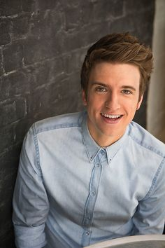 Greg James he's beautiful and sooo funny!:) another cute british person I've discovered