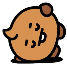 sticker by 💗 BTS. Discover all images by 💗 BTS. Find more awesome shooky images on PicsArt. Bts Drawings, Kawaii Drawings, Bts Chibi, Wallpaper Iphone Cute, Bts Wallpaper, Dibujos Cute, Agust D, Line Friends, Bts Fans