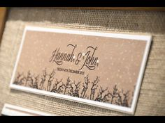 Bespoke Rustic Stationery Hannah & John Beeston Manor wedding 4/12/15