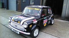eBay: CLASSIC MINN 30 FULL ROAD/RACE 1380 130 BHP ON SORN AT MOMENT #classicmini #mini