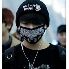 Kpop BTS Knit Cap Bangtan Boys Winter Jungkook Unisex Hat Beanie SKi Rider
