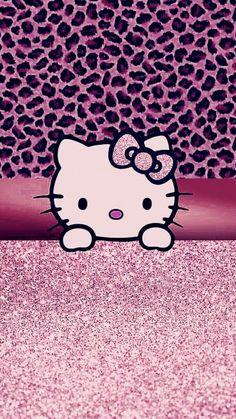 Wallpaper iphone cute, sanrio wallpaper, kawaii wallpaper, wallpaper for yo Hello Kitty Iphone Wallpaper, Cute Panda Wallpaper, Hello Kitty Backgrounds, Animal Print Wallpaper, Iphone Wallpaper Glitter, Sanrio Wallpaper, Wallpaper Iphone Disney, Cute Disney Wallpaper, Kawaii Wallpaper