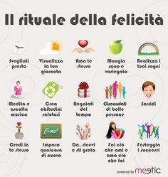 #rituale_felicità #meetic #felicità #incontri #single
