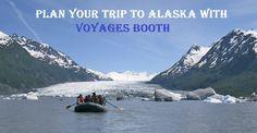 Splendid Places To Visit in Alaska. #US #AlaskaAirlinesBooking