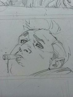 Greg capullo pencils