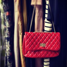 My Red hand bag. #MyRed #Oriflame