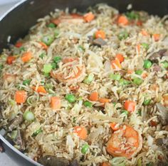 Nigerian Fried Rice puts a spicy, flavorful spin on the traditional fried rice and is appealing on its own or served with a variety of other African food. I would say, it is a complete meal on it's own… don't worry about sides or protein unless you are going all out!    I love making ...