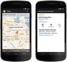Google has revampedits format for AdWords that display within Maps for Mobile, in an effort to make them work more efficiently for smartphone users and advertisers.
