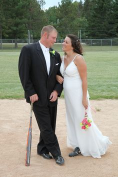 Softball Wedding ant it when I get older