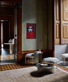 Complements: HIVE – Collection: B&B Italia – Design: Atelier Oï