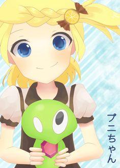 My Mysterious Friend by SpecialPikachu