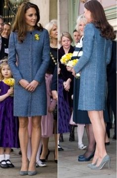 Kate Middleton in Missoni | perfect tailored jacket