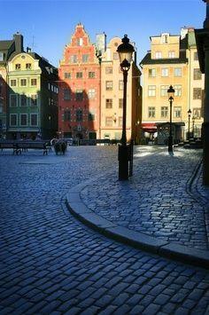 Stockholm Stortorget Square